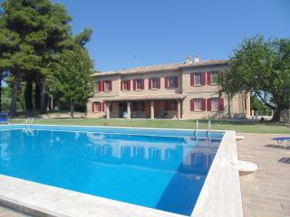 Villa Fonti, Orciano di Pesaro