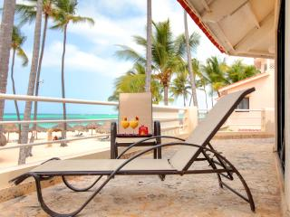 Beach House 3bdr Ocean View #3 WiFi, Bavaro