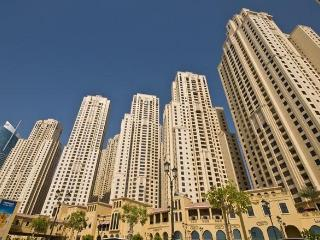 BAHAR, JBR- SERVICED & FURNISHED 2 B/R APT #DD2B01, Emirato de Dubái