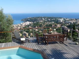 studio /piscine/ vue mer Monaco