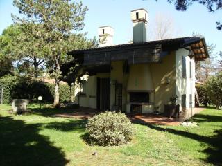 Casa in 9a est, Isola Albarella