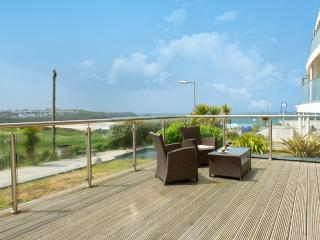 Fistral View, 3 Cribbar located in Newquay, Cornwall