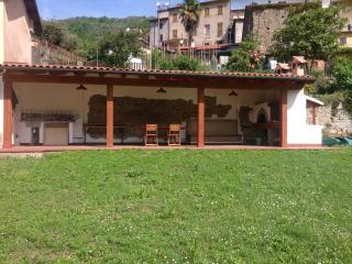 Casa Volante in Tuscany, Licciana Nardi