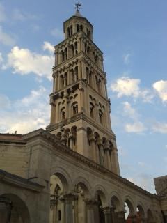 bell tower of St. .Duje