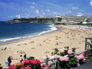 Dernière minutes appt bab proche playa!!cote basq!, Bayona