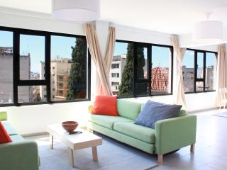 2 apts. 1 location. Roof top.Great views. Sleep 8., Athene