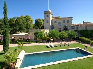 Château de Calvieres, Elegantly Restored with Pool and Home Cinema, 10 Bedroom, Saint-Laurent-d'Aigouze