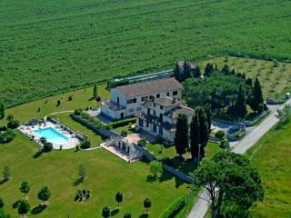 Casa vacanze a due passi da Cortona, città etrusca, Creti