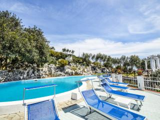 Amalfi Coast villa VILLA IL MIRTO 1 with private swimming pool, sea view