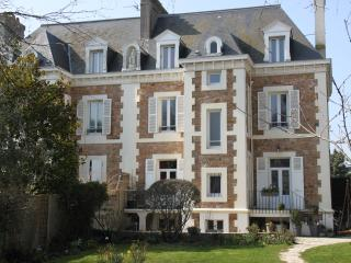 VILLA FLEURETTE, chambre d'hotes de luxe Saint Malo