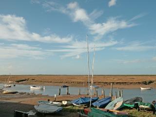 Anchors, Burnham Overy Staithe