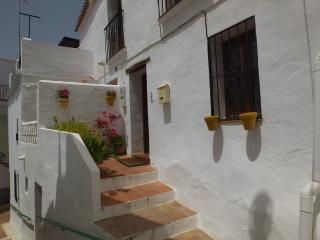 Pretty village house in traditional andalucian vil