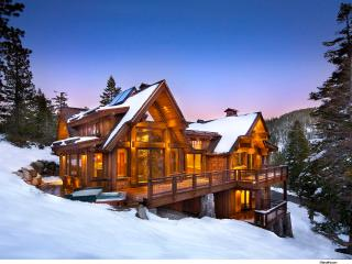 Alpine/Squaw Valley Modern Mountain Masterpiece, Olympic Valley