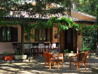 Appartamento in villa nel parco 1, Canepina