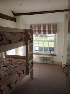 View of fields from second bedroom