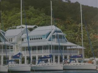 Marigot Bay Marina, Apartment 6a