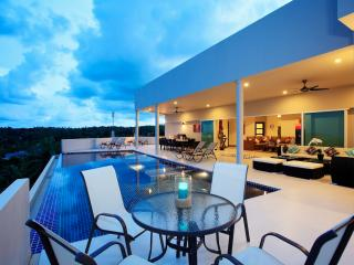 DIAMOND: 9 Bedroom, Seaview, Private Pool Villa