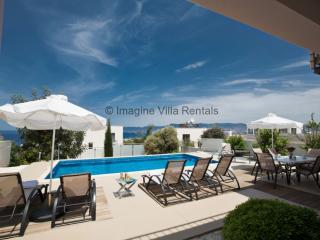 Esprit 25, 3 bed with pool and panoramic sea views, Latchi