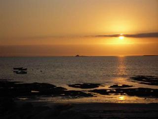 Les etocs - Men Braz -  vue mer