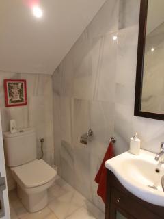 Ground floor toilet/washroom