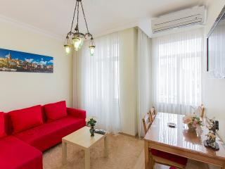 historical&comfy flat@city center, Estambul