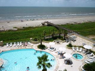Casual Elegance Defined!5 Star Beachfront Paradise, Galveston