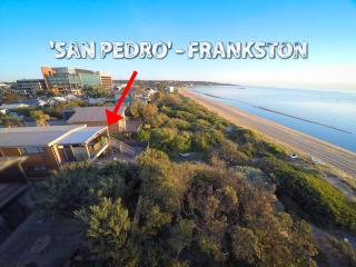 'SAN PEDRO' AWARD WINNING BEACH FRONT VILLA, Frankston