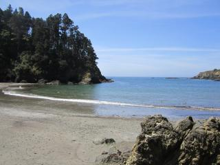 Mendocino, Sea Views, Stroll to State Park, Beach