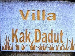 Villa Kak Dadut