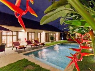 Charming 3BR Villa with Lush Garden in Seminyak