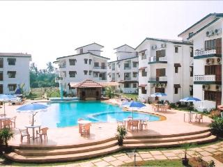 FLAT IN A BEAUTIFUL RESORT NEAR BAGA BEACH GOA, Baga