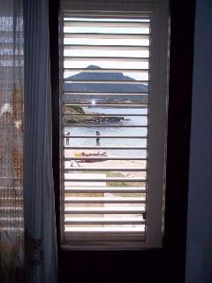 seconda spiaggia from window