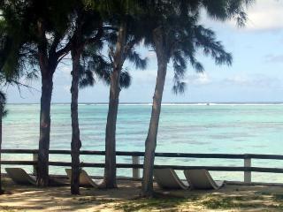 F4 Ylang-Ylang  Pointe d'Esny accès direct mer