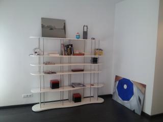 Mueble de Mariscal con obras de arte originales