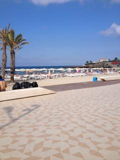The Arenal beach Javea