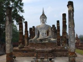 Old town of Sukhothai