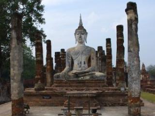 Ciudad antigua de Sukhothai