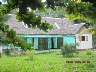 Abri Cotier une des villas de Piment Vanille