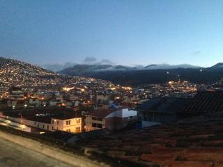 Vista de Inkas garden