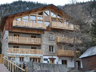Chalet Hattiers Large Apartment