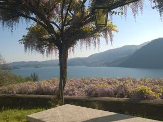 Villa L'Antica Colonia on Lake Orta: cottage 4 pp, Crabbia