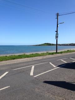 Excellent location with sea views. Lots of activities that are walking distance.
