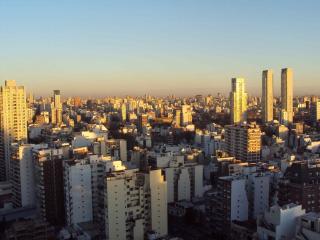 Luxury Rentals -  26th floor overlooking the city, Buenos Aires