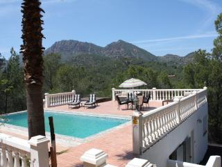 Valencian Villa Private Pool Jacuzzi Sauna WiFi AC