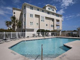 Wrightsville Dunes 2B-F - Oceanfront condo with community pool, tennis, beach