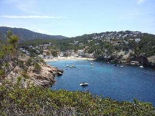 Location appartement Ibiza, Cala Vadella