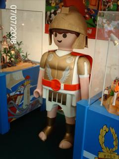Parthenay : Festival of Play - 2 weeks in July; the streets are lined with free games for all ages