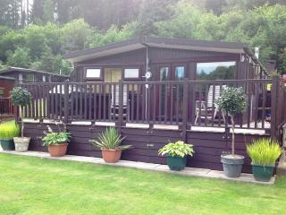 Log Cabin Caer Beris Builth Wells - nr Royal Welsh