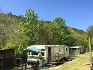 Dolphin Caravan Holiday Mobile Home, Ceredigion