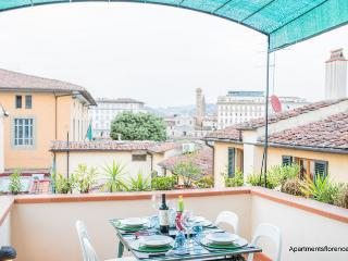 San Frediano Terrace / Beautiful one bedroom apartment with terrace in Santo Spirito, Florence